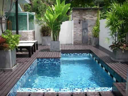Fotos de modelos de piscinas residenciais projetos gr tis for Modelos de piscinas artesanales