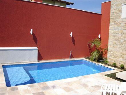 Fotos de modelos de piscinas residenciais projetos gr tis for Piletas en patios chicos