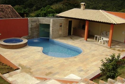 Fotos de modelos de piscinas residenciais projetos gr tis for Piscinas de hormigon modelos
