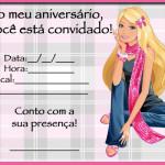 Imagens convite de aniversário criança