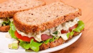 aprenda a fazer sanduiche natural