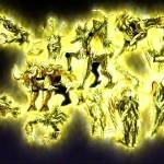 Cavaleiros de ouro – Fotos e imagens