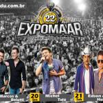 Show da EXPOMAAR 2015 – Arandu