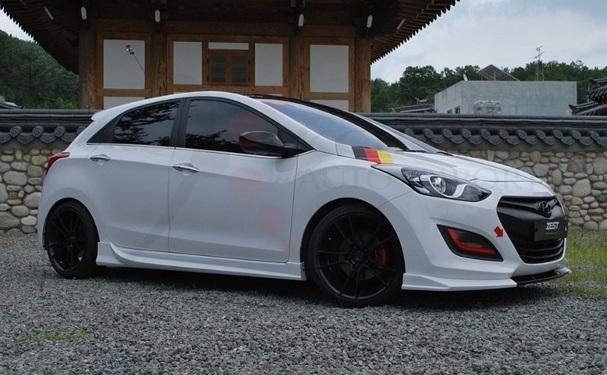 Fotos I30 Hyundai Tunados Tuning