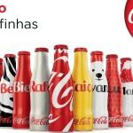 Minigarrafinhas Coca-cola 2015