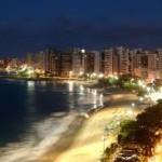 As melhores praias em Fortaleza