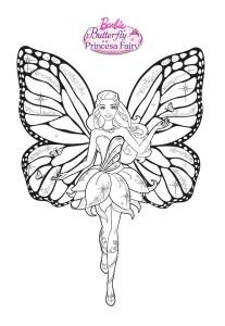 Desenhos_para_colorir_da_Barbie_2