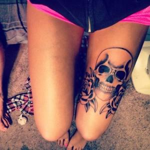 Tatuagem_feminina_na_perna_Fotos_7