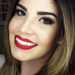 Como Fazer Maquiagem Com Batom Vermelho