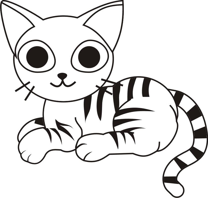Desenho_de_gato_para_colorir_pintar_11.j