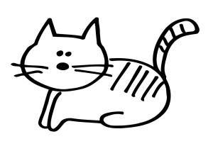 Desenho_de_gato_para_colorir_pintar_3