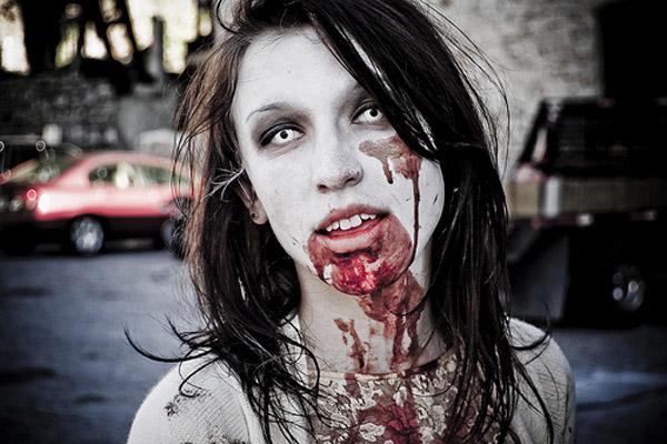 Dicas de maquiagem de halloween 2015