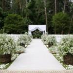 Fotos decoração de casamento no campo