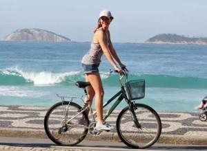 Andar de bicicleta ajuda a emagrecer