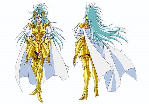 Cavaleiros de ouro Integra de Gêmeos 2