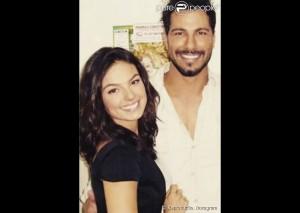Fotos da Isis Valverde e seu namorado