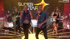 Lucas e Orelha os ganhadores Superstar 2015