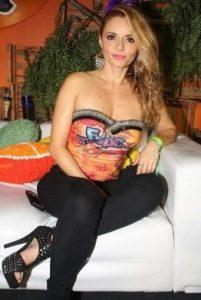 Rita Guedes mostra que está em boa forma 2