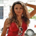 Rita Guedes mostra que está em boa forma