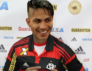 Veja melhores gols do Paolo Guerrero capa