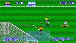 Video International superstar soccer