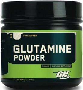 As melhores marcas de glutamina Optimum