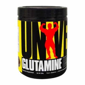 As melhores marcas de glutamina Universal