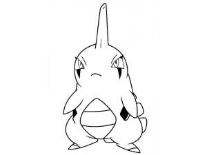 Desenhos para colorir e imprimir Pokemon 11