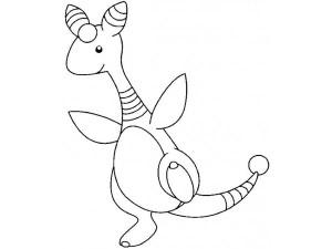 Desenhos para colorir e imprimir Pokemon 7
