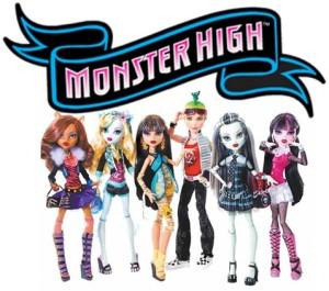 Desenhos da monster high 2