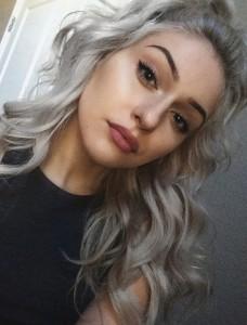 Fotos de cabelos loiro acinzentado 10