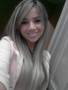 Fotos de cabelos loiro acinzentado 3