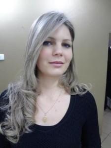 Fotos de cabelos loiro acinzentado 4