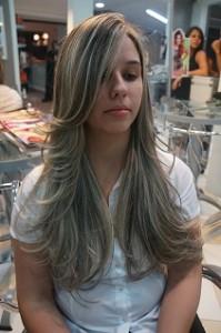 Fotos de cabelos loiro acinzentado 7
