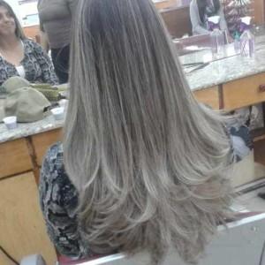 Fotos de cabelos loiro acinzentado 8