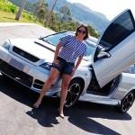 Fotos de carros tunados por mulheres
