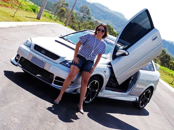 Fotos de carros tunados por mulheres capa