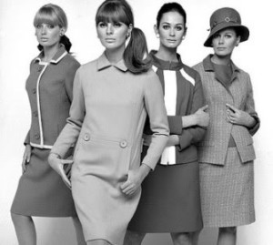 Fotos e imagens de roupas anos 60 - 2