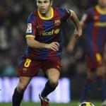 Melhores jogadas do Iniesta – Barcelona