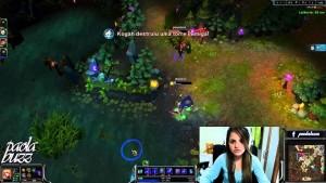 Melhores livestream streamings do lol Brasil