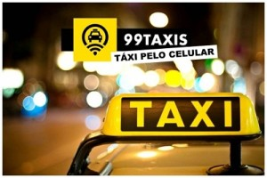 O que e o 99taxis e para que serve
