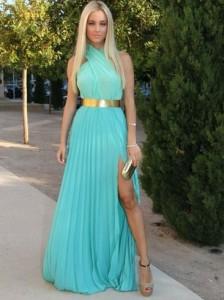 Confira fotos de vestido longos de formatura e vestidos longos de casamento 14