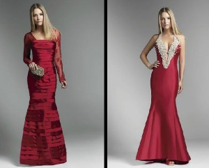 Confira fotos de vestido longos de formatura e vestidos longos de casamento