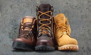 Fotos botas masculinas da Timberland topo