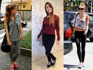 Fotos de modelos tênis vans feminino 5