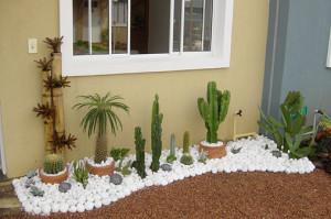 Fotos de paisagismo pedras para jardim 14