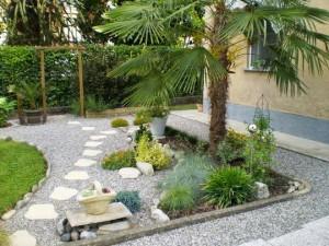 Fotos de paisagismo pedras para jardim 20