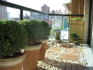 Fotos de paisagismo pedras para jardim 5