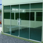 Fotos modelos porta de vidro de correr