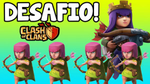 Clash of Clans Feiticos Raio nivel 7